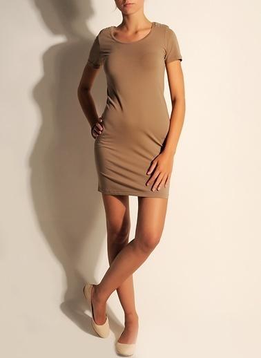 Asymmetry Elbise Vizon